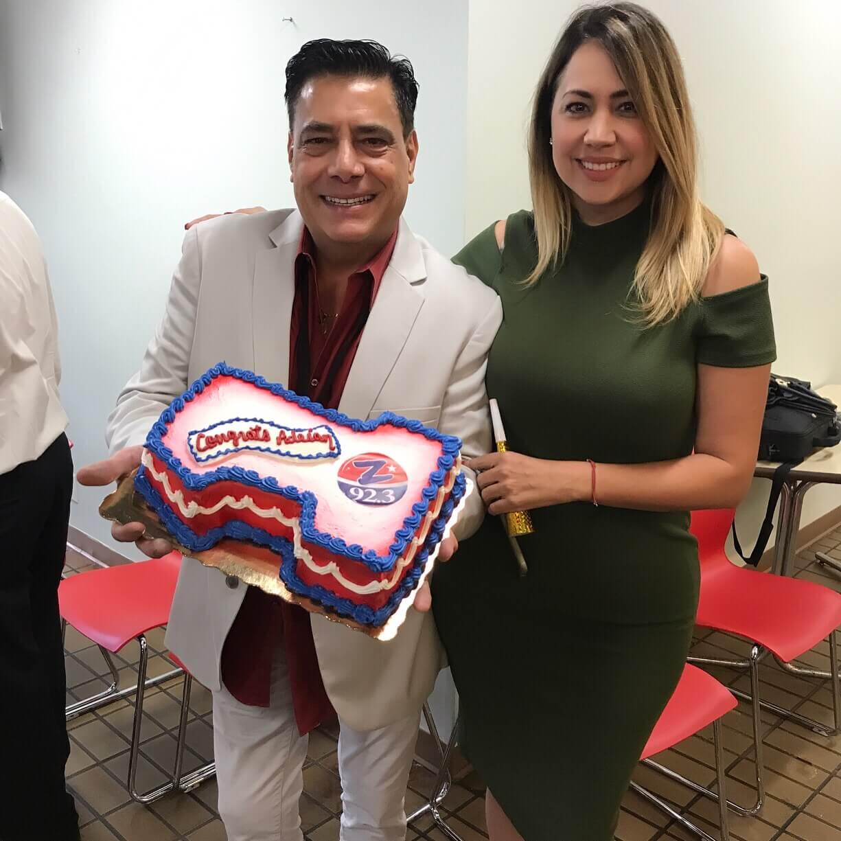 SBS felicita a todo su equipo de Zeta 92.3FM por ser la estación numero 1 hispana en el mercado de Miami